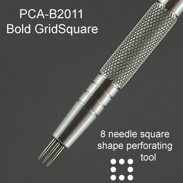PCA-B2011-Bold-Grid-Square