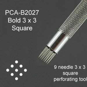 PCA-B2027-Bold-3x3-Square