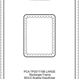 PCA-TP201715B-Large-Rectangle-Outside-Bold-Scallop