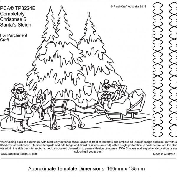 TP3224E-Completely-Christmas Santa