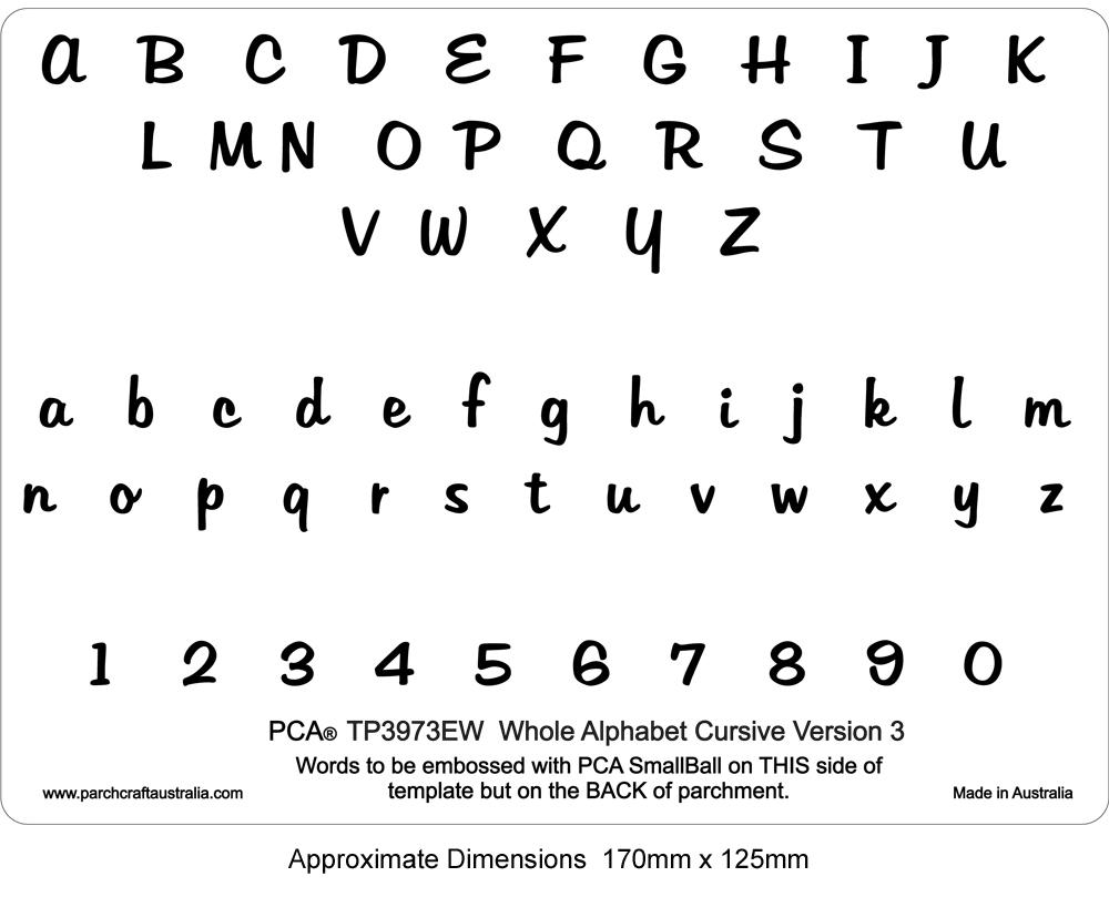 Displaying 18> Images For - Cursive Alphabet...
