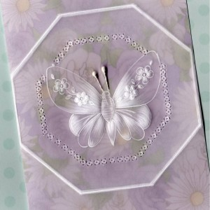 BUTTERFLY CARD 2