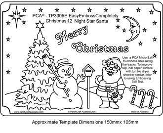 TP3305-Christmas-12-night-star-santa