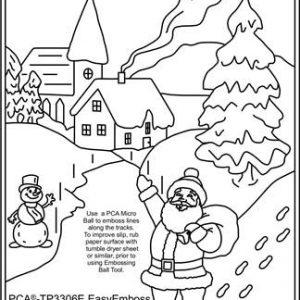 TP3306-Christmas-13-Santa-Delivers