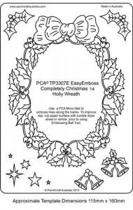 TP3307-Christmas-14-Holly-Wreath