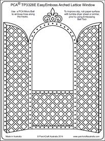 PCA-TP3328-Arched-Lattice