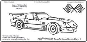 PCA-TP3331-Sportscar