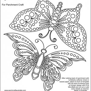 TP3198E Large Butterflies