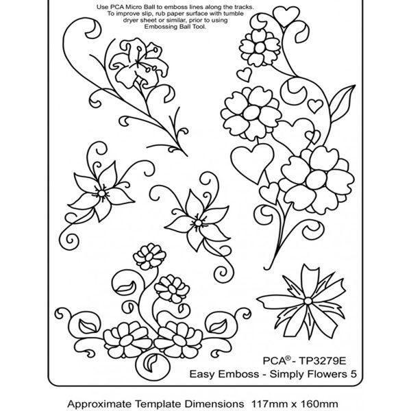 TP3279E simply flowers 5