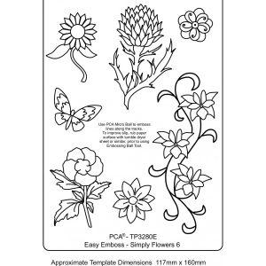 TP3280E simply flowers 6