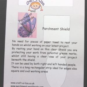 PARCHMENT SHIELD