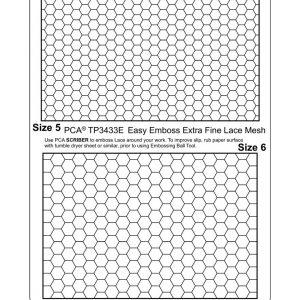 TP3433E extra fine mesh 5-6