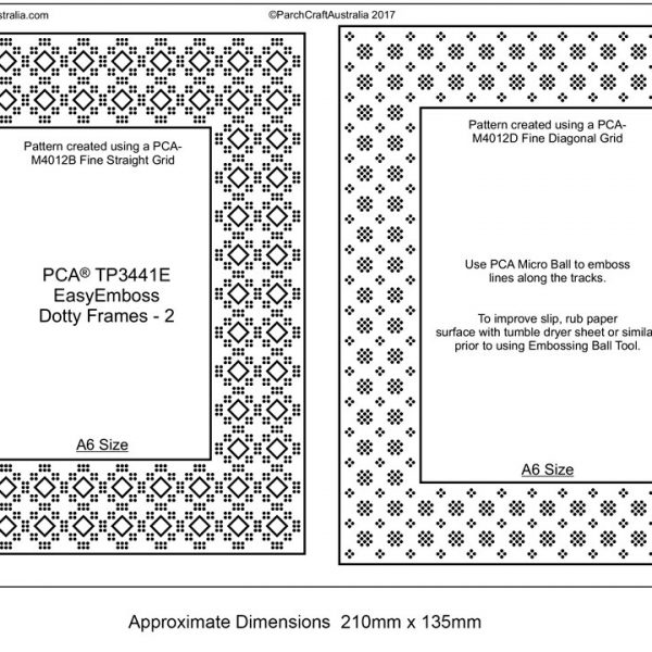 TP3441E Dotty Frames 2