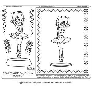 TP3442E Ballerina
