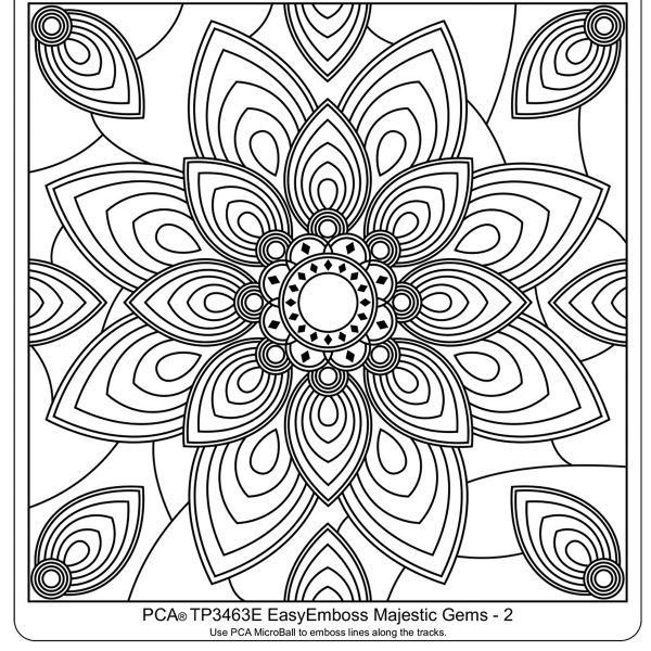 TP3463E Majestic Gems 2