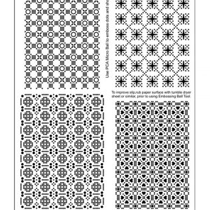 TP3501E Fine Dots and Shapes 1