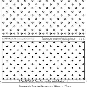 TP3495E Repeat Pattern -1