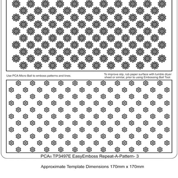 TP3497E Repeat Pattern -3