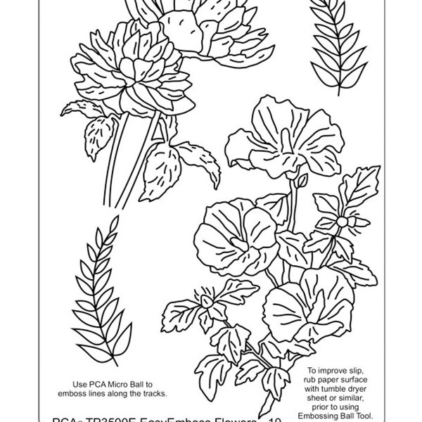TP3500E Flowers - 10