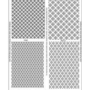 TP3505E FineBold DotsShapes 2