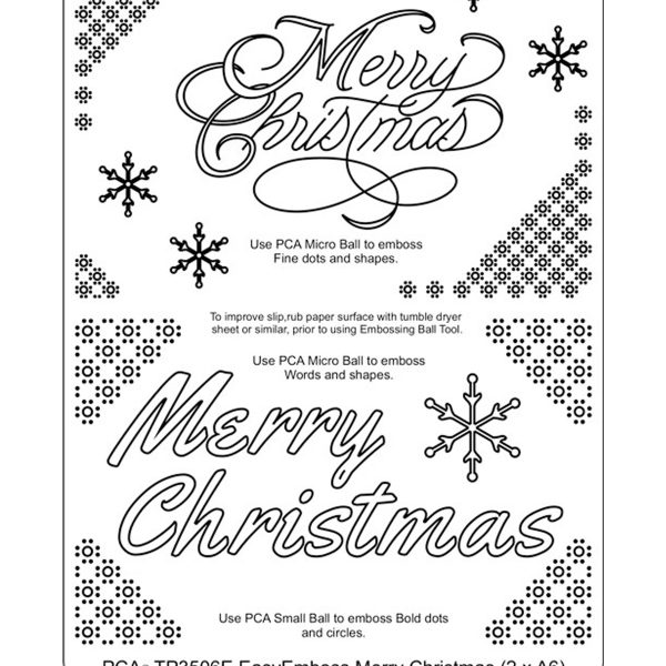 TP3506E Merry Christmas