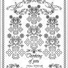 TP3513E Floral Decor