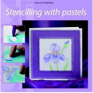 Stencilling with Parchment
