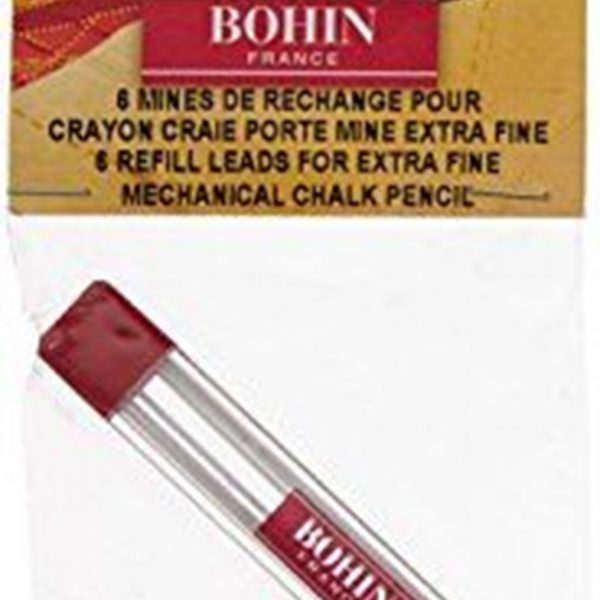 Bohin white pencil refill