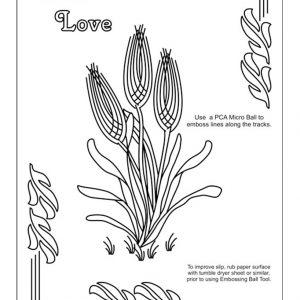 TP3530E Simply Flowers 11