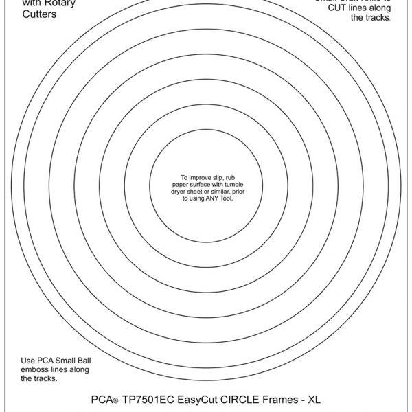TP7501EC Circles XL