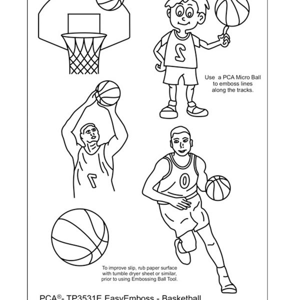 TP3531E Basket Ball