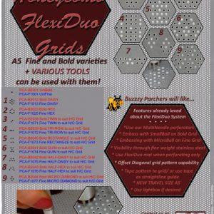 TP4012DHA5 Honeycomb Grid