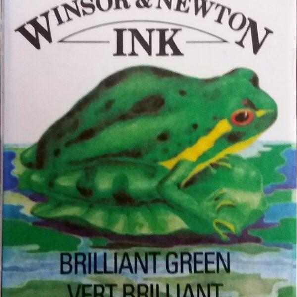 Brilliant Green Box