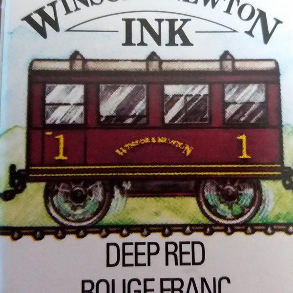 Deep Red Box