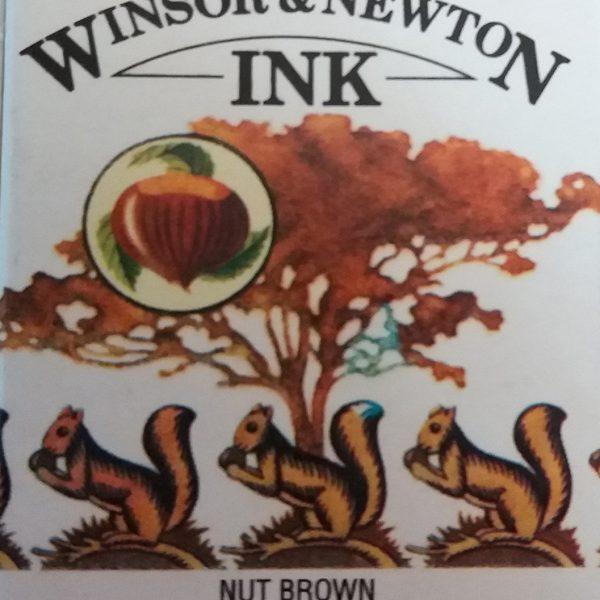 Nut Brown Box