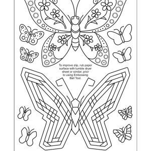 TP3546E Big Butterflies - 2