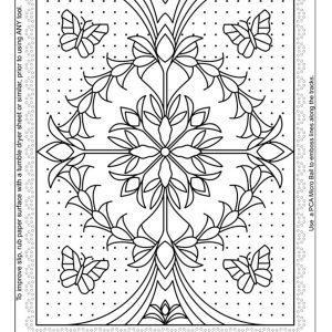 TP3548E Decorative Lilies
