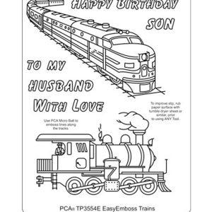 TP3554 Trains