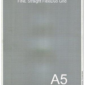 M4012BA5 Fine A5 Straight Grid