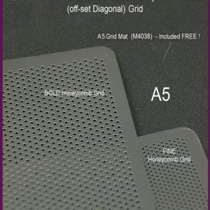M4012DHTA5 FineBold Honeycomb